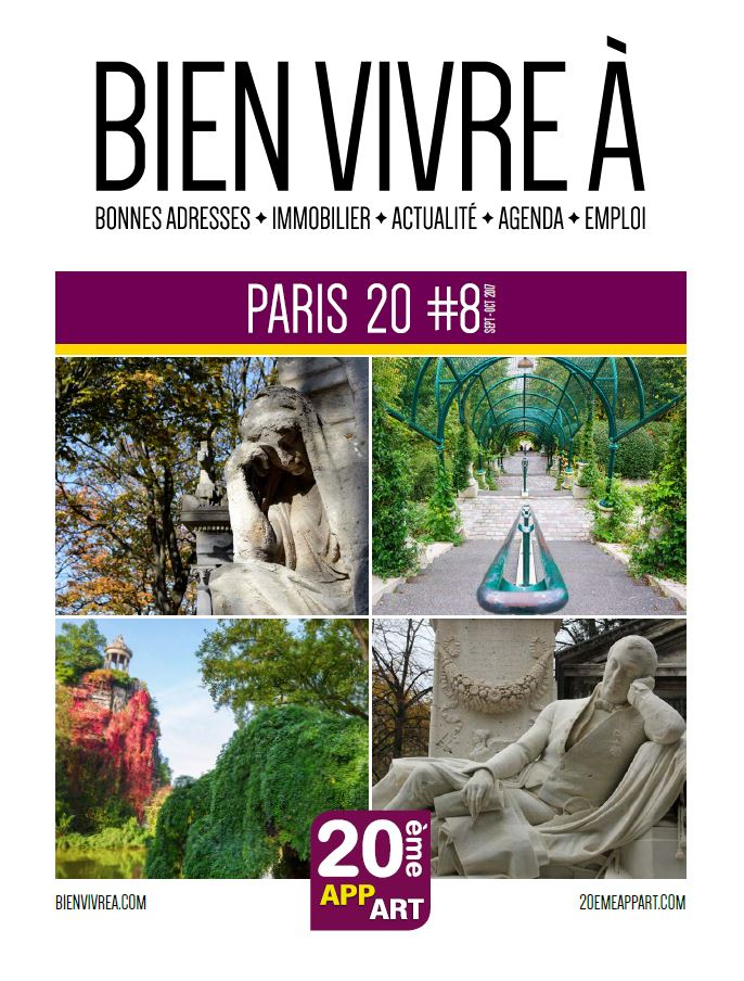 BienVivreÀ Paris 19/20 N°8