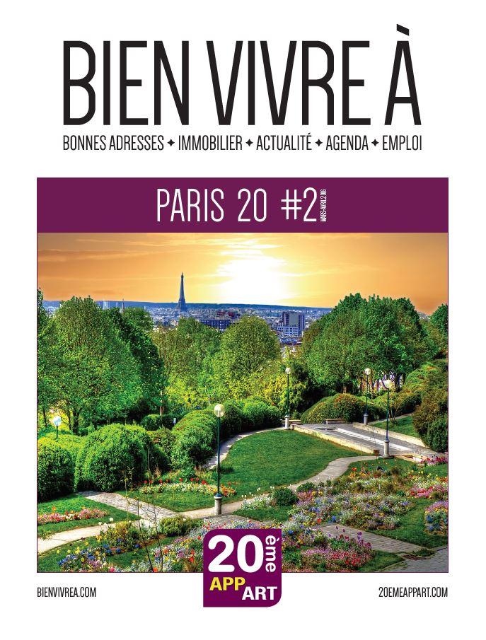 BienVivreÀ Paris 19/20 N°2