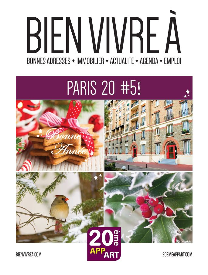 BienVivreÀ Paris 19/20 N°5
