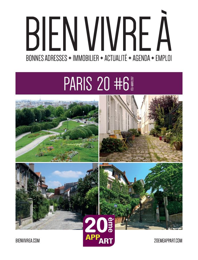 BienVivreÀ Paris 19/20 N°6