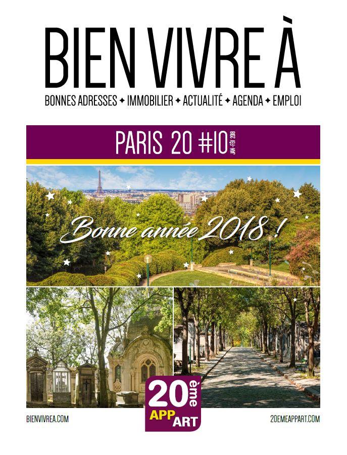 BienVivreÀ Paris 19/20 N°10