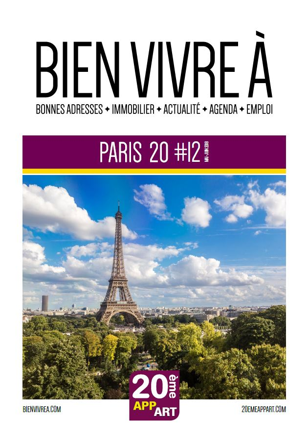 BienVivreÀ Paris 19/20 N°12