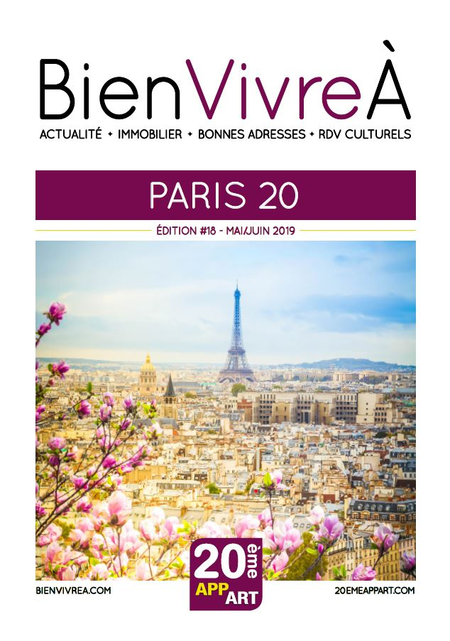 BienVivreÀ Paris 19/20 N°18