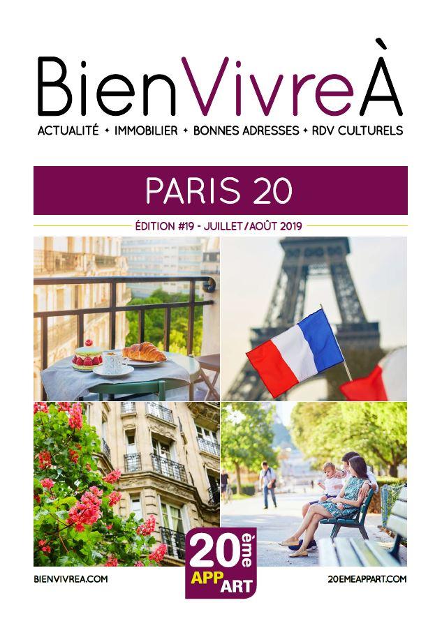 BienVivreÀ Paris 19/20 N°19