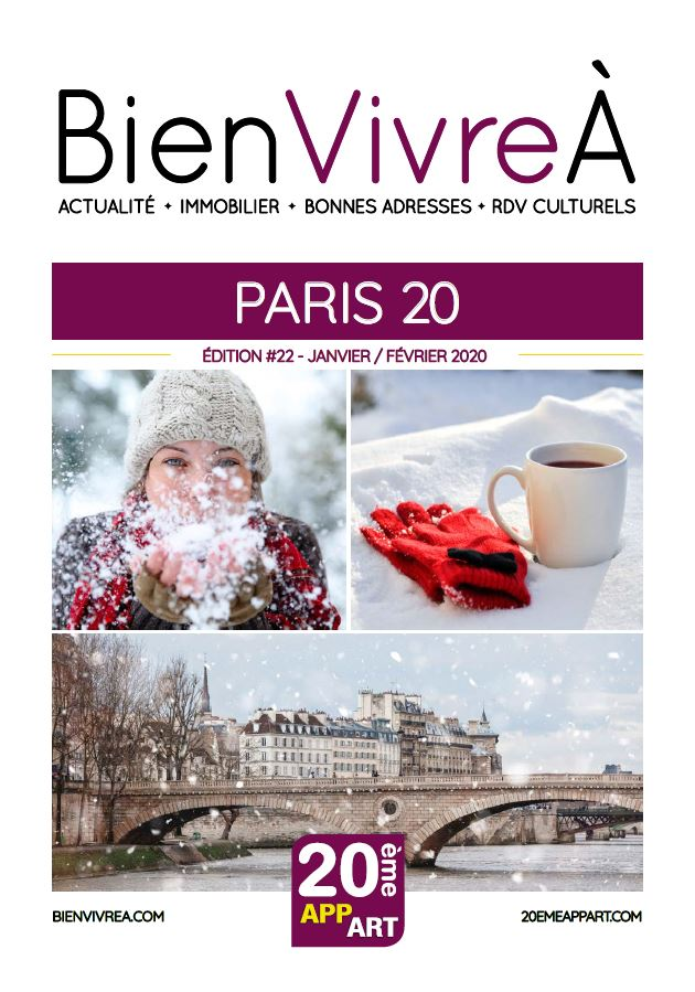 BienVivreÀ Paris 19/20 N°22