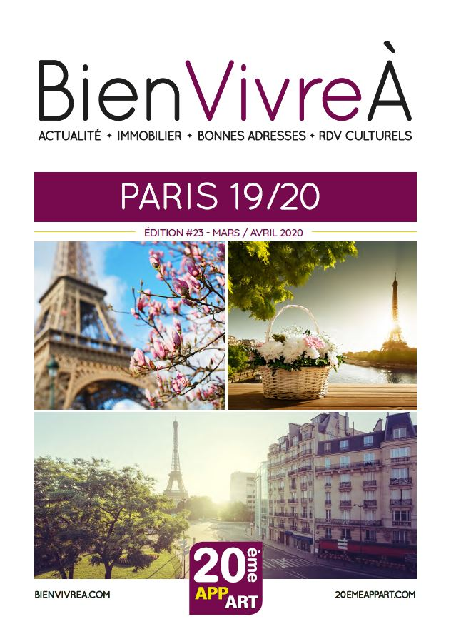 BienVivreÀ Paris 19/20 N°23