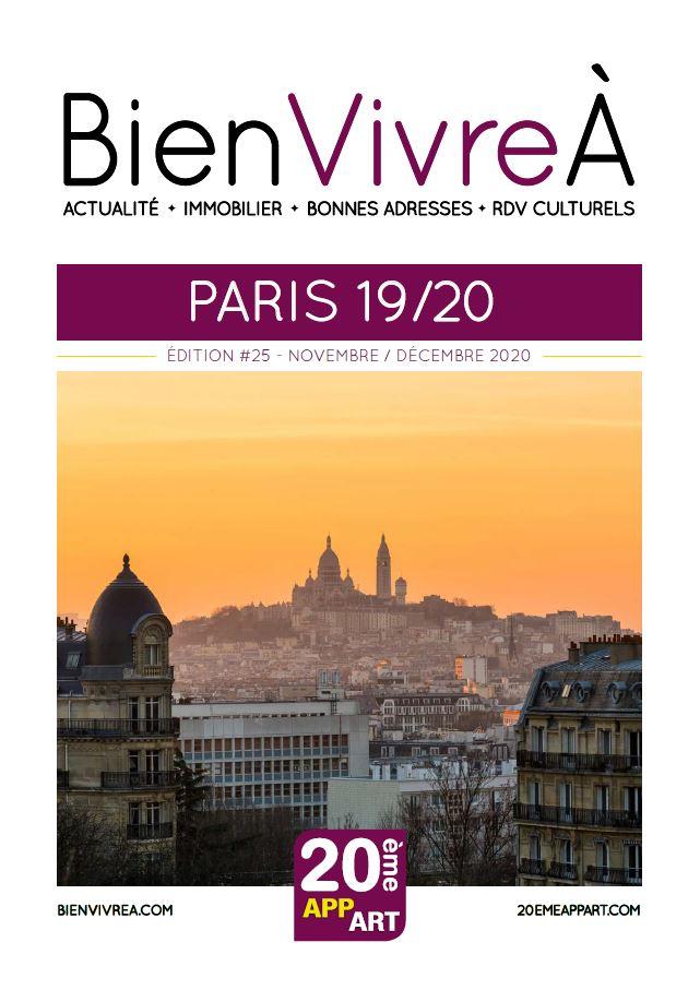 BienVivreÀ Paris 19/20 N°25