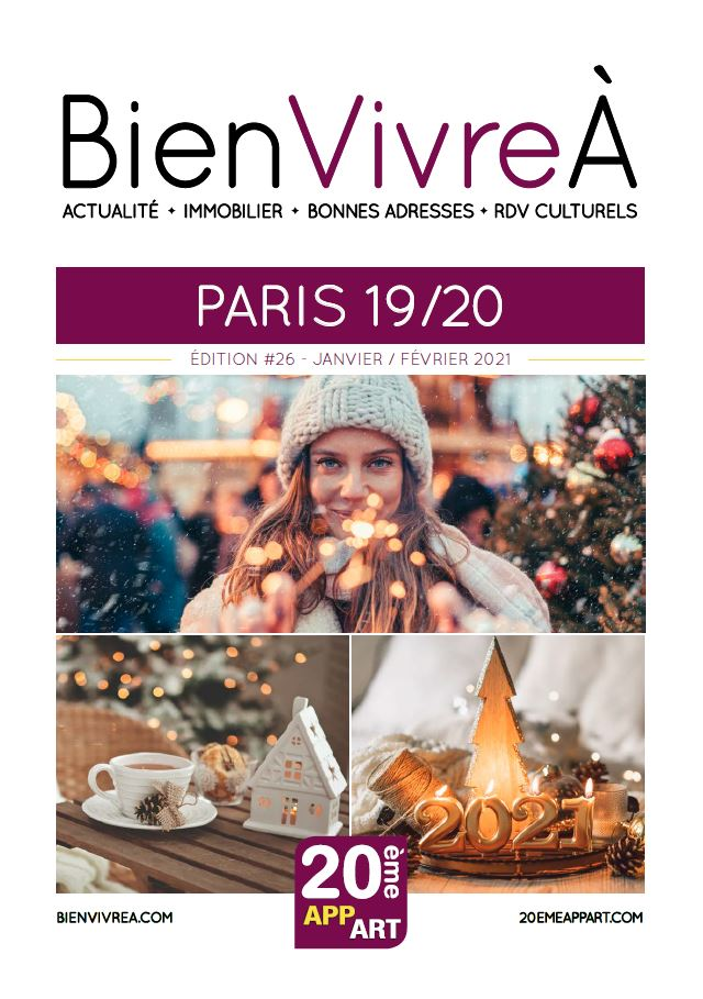 BienVivreÀ Paris 19/20 N°26