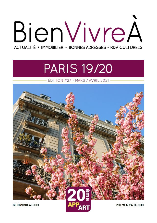 BienVivreÀ Paris 19/20 N°27