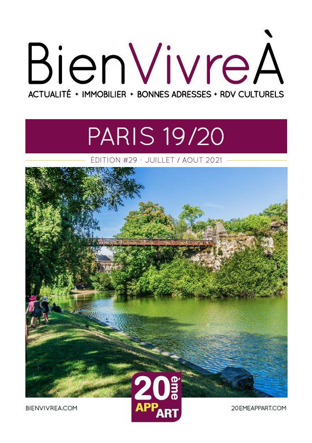 BienVivreÀ Paris 19/20 N°29