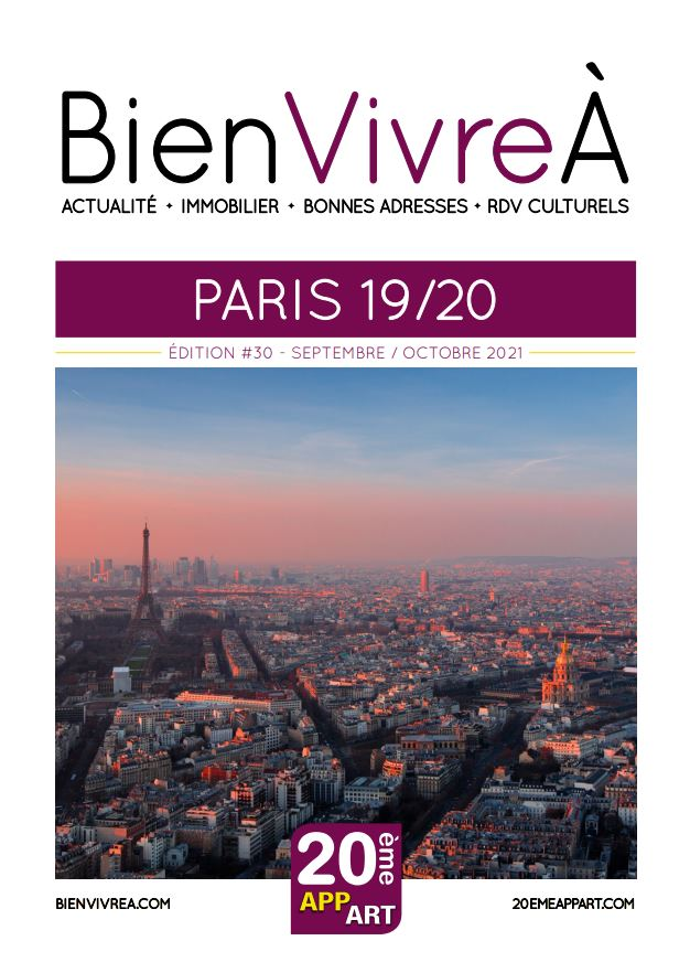 BienVivreÀ Paris 19/20 N°30